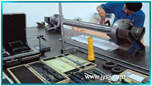 螺杆料筒外观尺寸精度检测