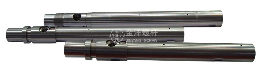 K5双合金料筒注塑机